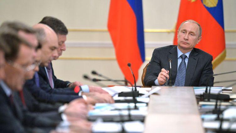 (L'évolution de la crise ukrainienne aurait été planifiée depuis un an © REUTERS | Ria Novosti)