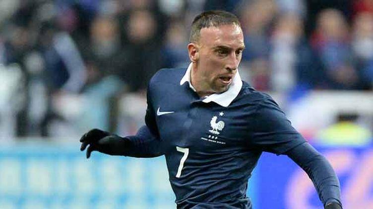 Franck Ribery  (DAMIEN MEYER / AFP)