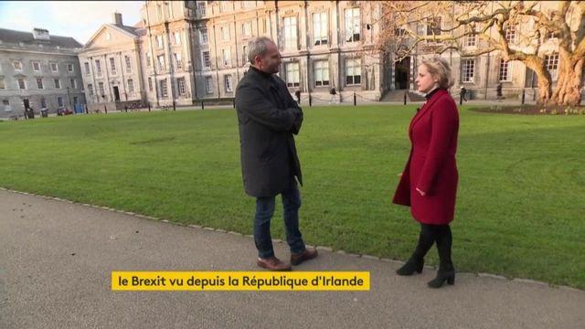 Comment l'Irlande vit-elle le Brexit ?