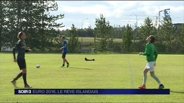 Euro 2016 : l'Islande, nouvelle terre de football