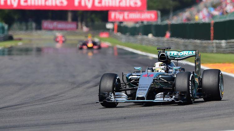 Lewis Hamilton (EMMANUEL DUNAND / AFP)
