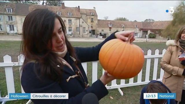 Halloween : l'heure est à la décoration de la citrouille