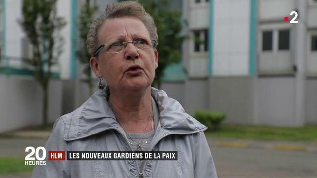 HLM : les gardiens d'immeubles assermentés par la justice contre les incivilités