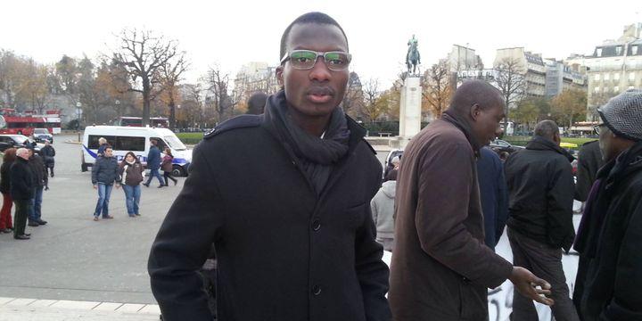 Sileymane Niang est Coordinateur du Collectif des Mauritaniens de France. Il appelle la communauté internationale à faire pression sur le pouvoir de Nouakchott. (Photo/CMAFng)