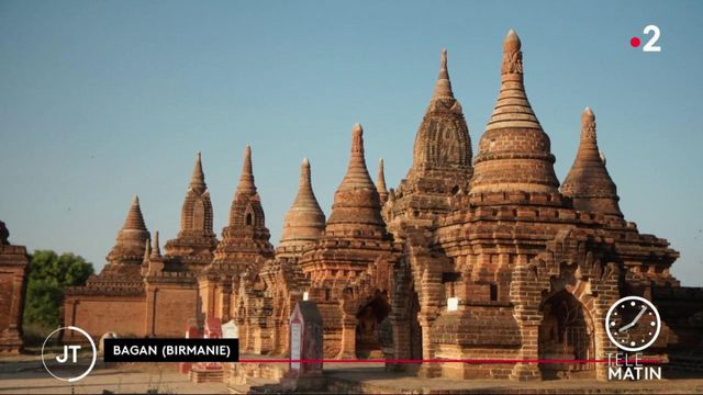 Birmanie : faute de touriste, les temples de Bagan en proie aux pillages