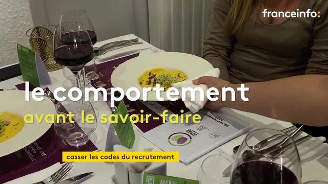 A Clermont-Ferrand, un restaurant éphémère permet l'insertion professionnelles des demandeurs d'emplois
