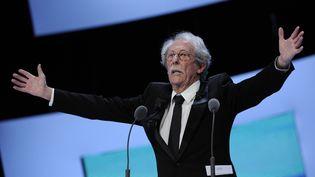 Jean Rochefort lors de la 36e cérémonie des Césars, le 25 février 2011 à Paris. (BERTRAND GUAY / AFP)