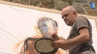 Paul Bloas et Serge Teyssot-Gay improvisent aux Etonnants Voyageurs  (Culturebox)