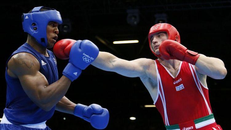 Anthony Joshua a offert à la boxe britannique une nouvelle médaille d'or