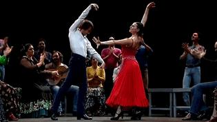 """""""Carmen"""", par la compagnie Antonio Gades au Casino de Paris  (France 3 / Culturebox)"""