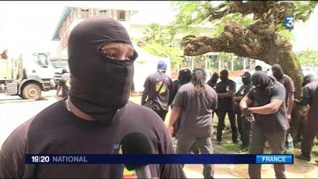 Crise en Guyane : le bras de fer se poursuit