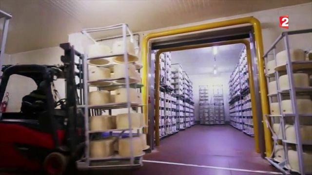 Produits AOP : les pratiques inquiétantes des fromagers