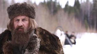 "Gérard Depardieu dans le téléfilm ""Raspoutine""  (Oleg Kuteinikov)"
