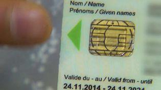 Carte d'identité électronique : un modèle déjà adopté par la Belgique (FRANCEINFO)