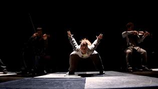 """Boxe Boxe"", de la Compagnie Kafig  (France3/Culturebox)"