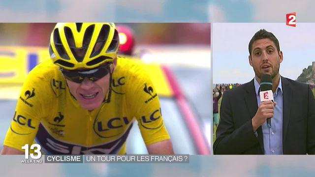 Tour de France : les ambitions des coureurs français