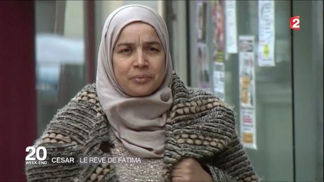 César : Soria Zeroual aux côtés des stars du cinéma