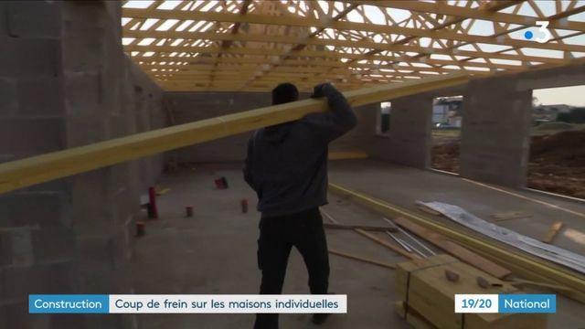 Construction : chute des chantiers de maisons individuelles
