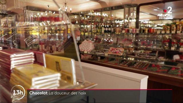 Isère : quand la noix de Grenoble s'invite chez les chocolatiers