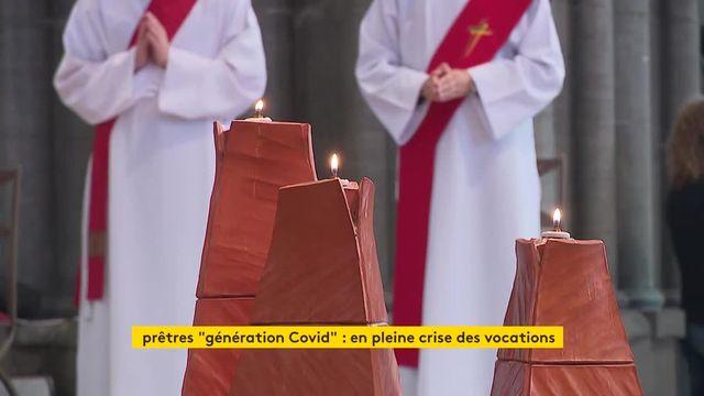 Ordination de trois prêtres