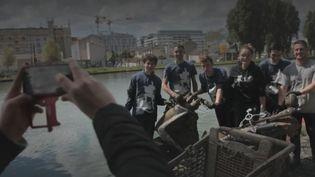 pêche ferraille (FRANCEINFO)