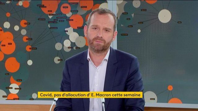 Emmanuel Macron ne prendra pas la parole la semaine du 25/01