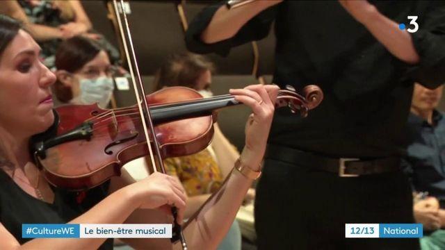 Culture : quand la musique fait du bien