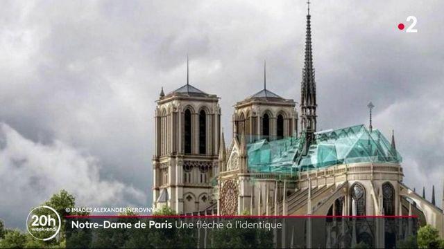 Notre-Dame de Paris : la cathédrale retrouvera une flèche identique à l'originale