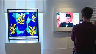 L'exposition Cinématisse explore les liens entre le peintre etle 7e art (L'exposition Cinématisse)