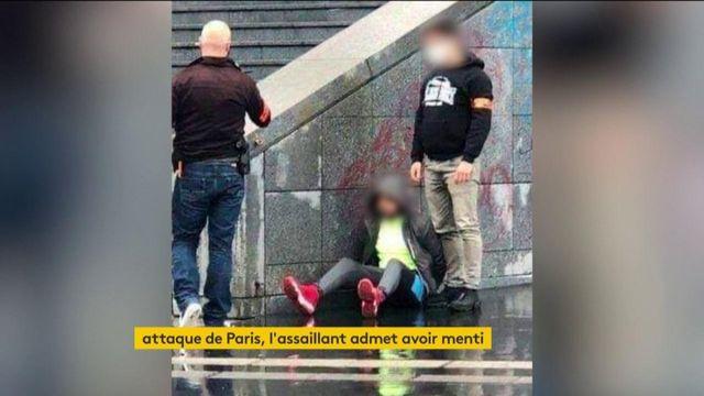 """Attaque près des anciens locaux de """"Charlie Hebdo"""" : le suspect mis en examen"""