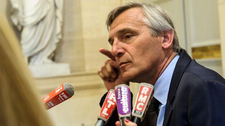 (© Maxppp - Dominique Dord, ex-trésorier de l'UMP)