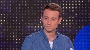 Hugo Clément. (FRANCEINFO)