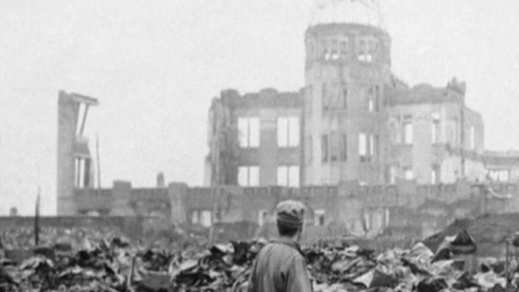 Hiroshima : un tribunal japonais élargit la définition de survivant (FRANCE 2)