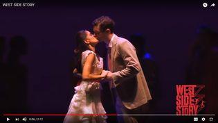 West Side Story, du 16/10/2017 au 12/11/2017, à la Seine Musicale. (CAPTURE D'ÉCRAN YOUTUBE)