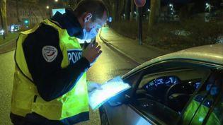 Nouvel An: une surveillance policière renforcée partout en France (FRANCE 2)