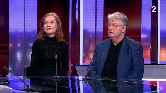 """Dominique Besnehard : """"Ma vie privée c'est le cinéma"""""""