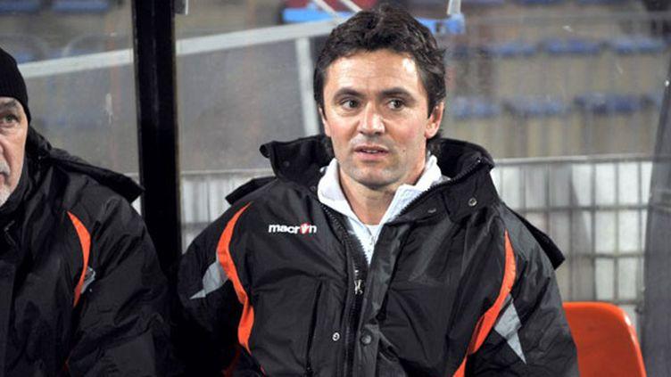 Sylvain Ripoll n'est plus l'entraîneur du FC Lorient