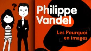 La couverture du livre de Philippe Vandel  (France2/culturebox)