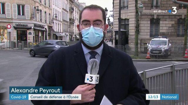 Covid-19 : un nouveau Conseil de défense sanitaire pour faire le point sur l'épidémie