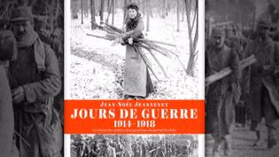 """Pour """"Jours de Guerre, 1914-1918"""", Jean-Noël Jeanneney a consulté plus de 20 000 clichés des archives du journal Excelsior.  (France 2)"""