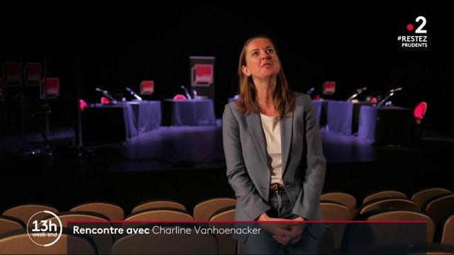 Culture : à la rencontre de Charline Vanhoenacker