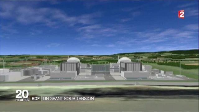 Électricité : réunion au plus au niveau de l'état sur l'avenir d'EDF