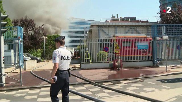Un incendie d'un transformateur électrique à l'origine de la panne à Montparnasse