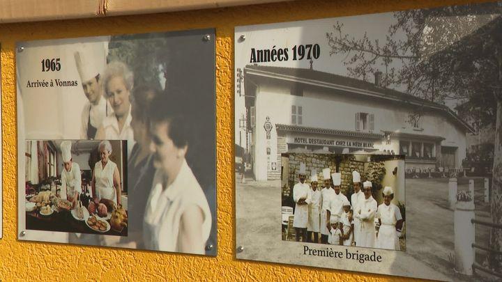 """La tradition des """"Mères lyonnaises"""" au Musée de Georges Blanc à Vonnas (France Télévisions / France 3 Auvergne Rhône-Alpes)"""