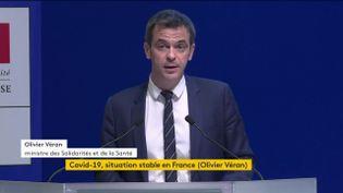 Olivier Véran (FRANCEINFO)