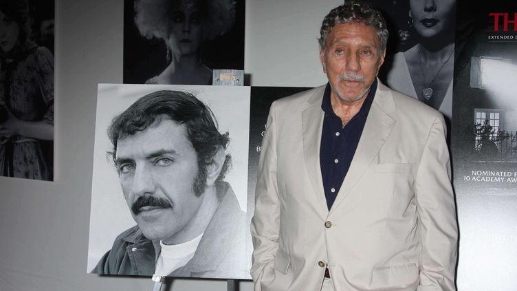 William Peter Blatty, auteur du roman «L'Exorciste» et scénariste du film, en 2010  (Adam Nemser-PHOTOli/NEWSCOM/SIPA)