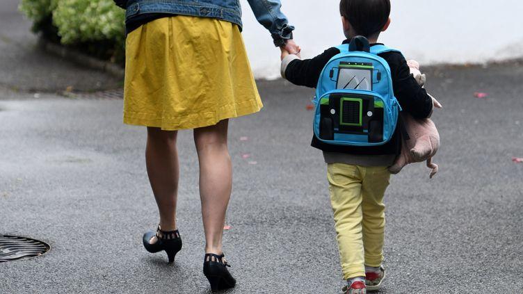 Rentrée scolaire (photo d'illustration). (FRED TANNEAU / AFP)