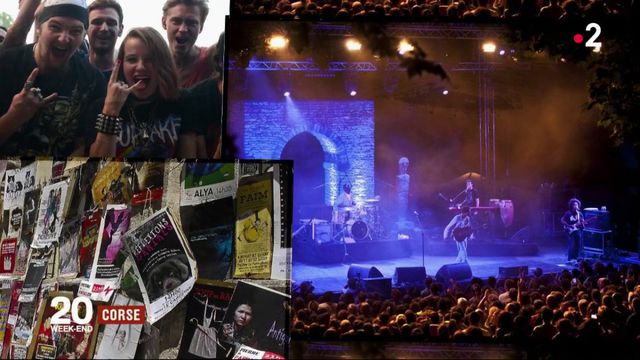 Festival : Corse, les guitares du maquis
