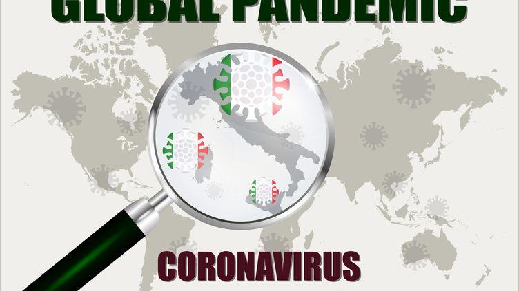 L'Italie, l'un des pays les plus endeuillés par ce nouveau virus, avec une singularité dans la petite ville de Ferrara. (GETTY IMAGES)