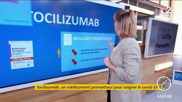 Coronavirus : le tocilizumab, nouvel espoir